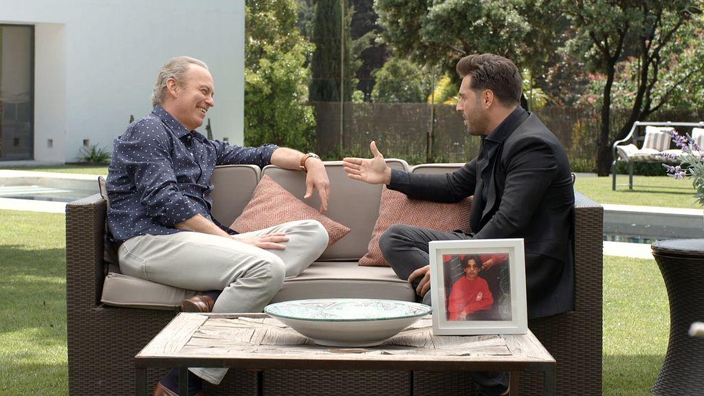 Bustamante revelará a Bertín uno de los momentos más duros de su matrimonio, en 'Mi casa es la tuya'