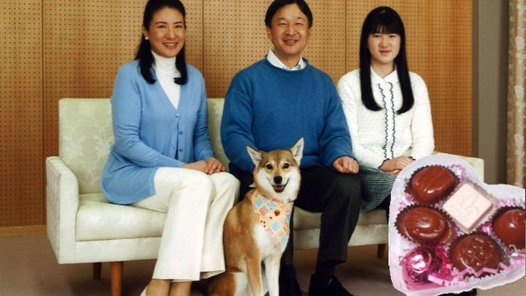 Cuatro tipo de bombones en Japón
