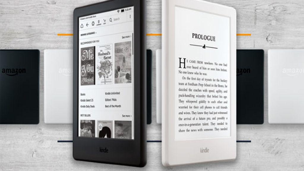 Kindle, libro electrónico, Amazon,