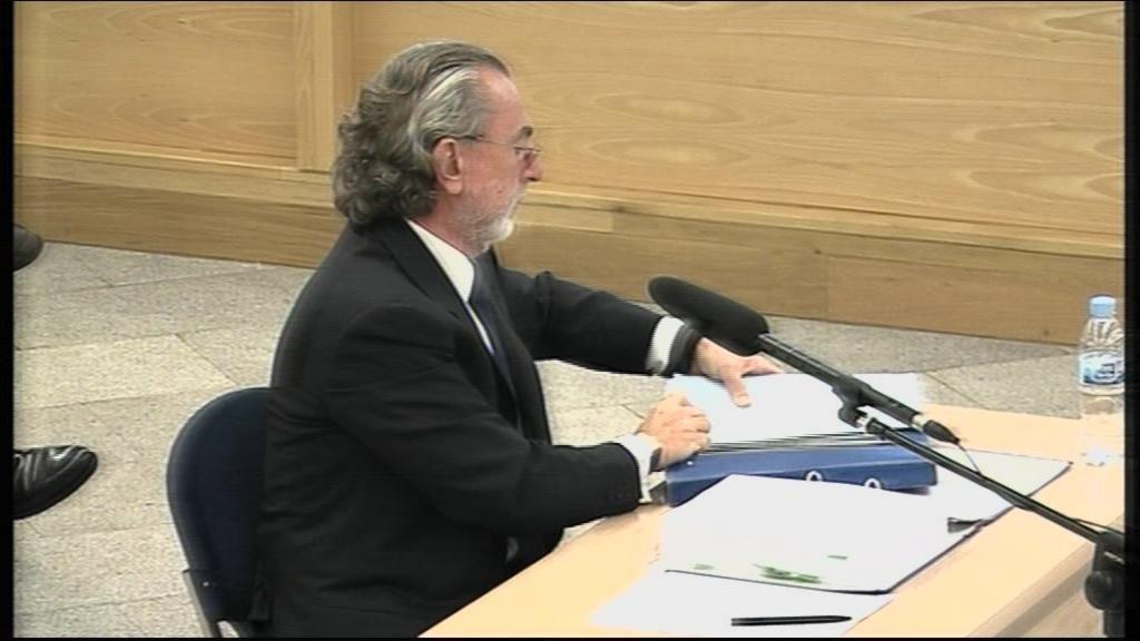Francisco Correa declara en el juicio del caso Gürtel