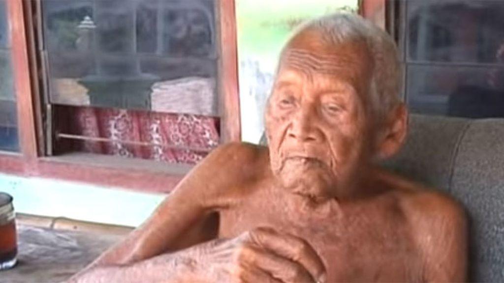 Con 145 años, el hombre más viejo del mundo dice estar listo para morir