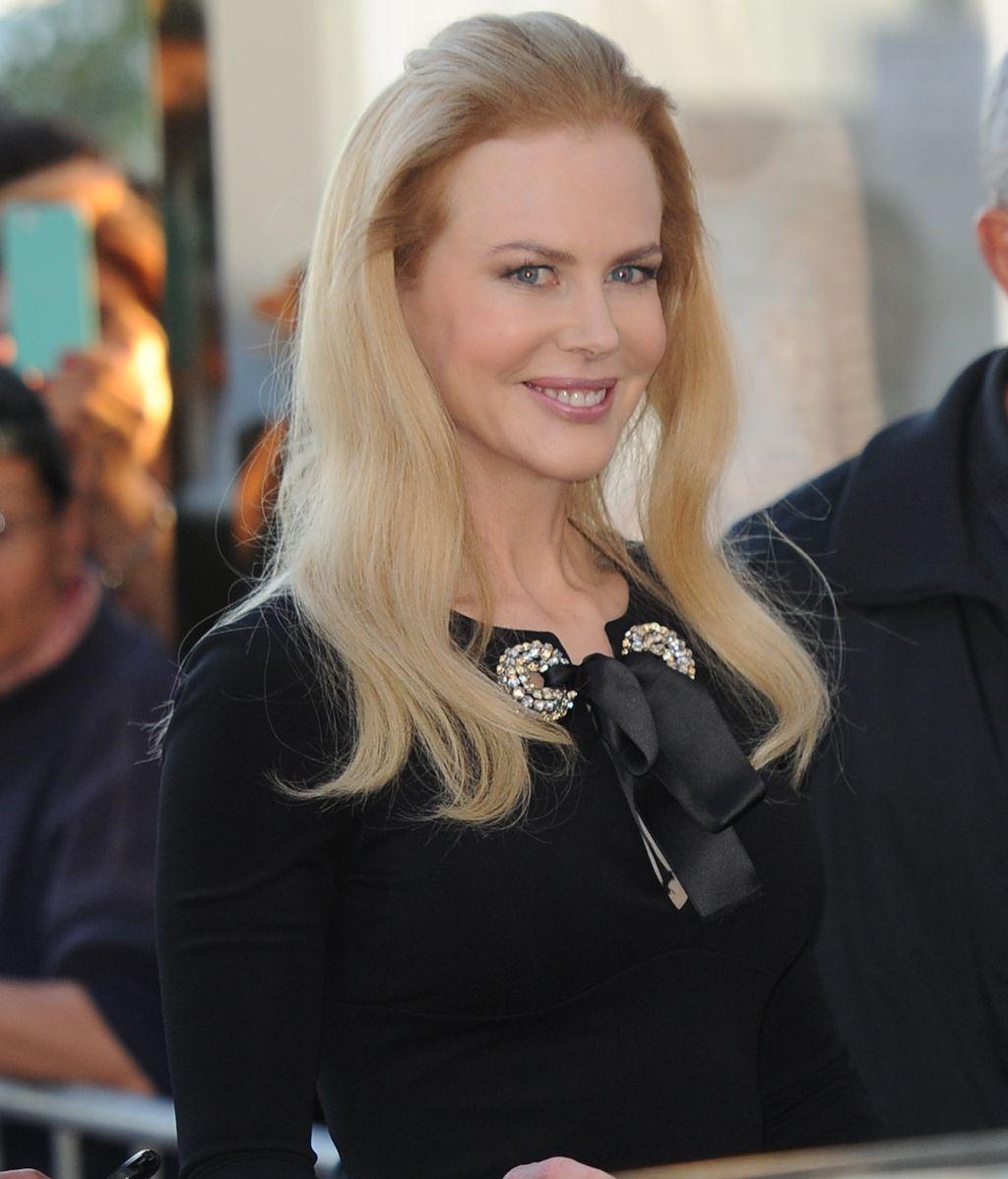 La actriz Nicole Kidman en Cannes