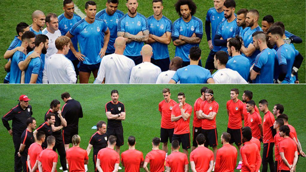 Real Madrid o Atlético, la 'Undécima' o la primera