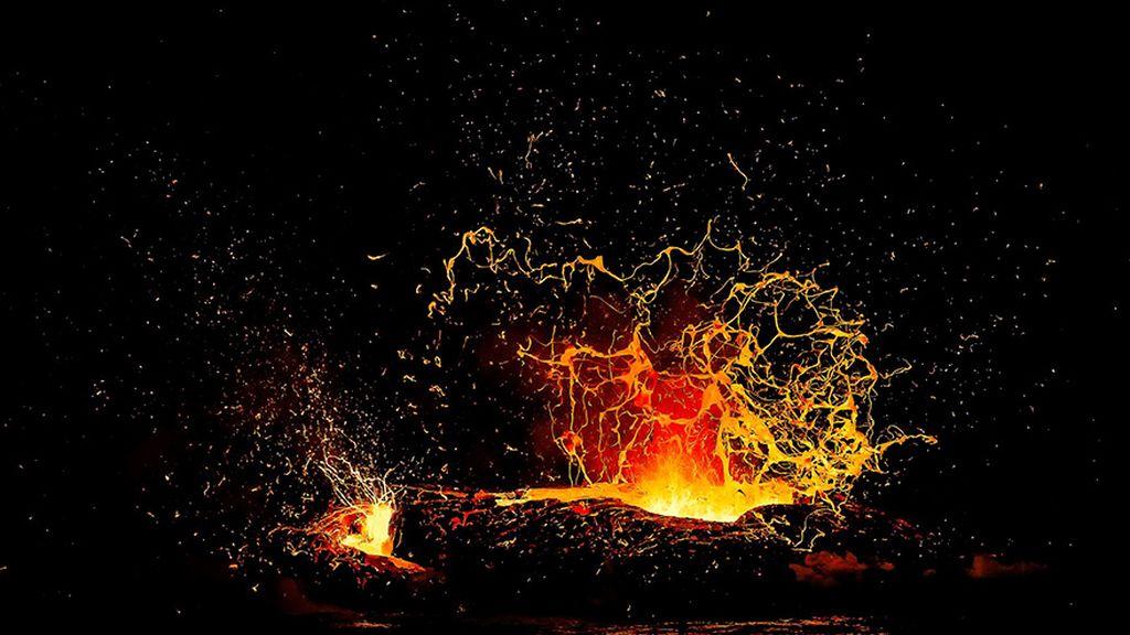 Horno explosivo, por Alexandre Hec, Francia