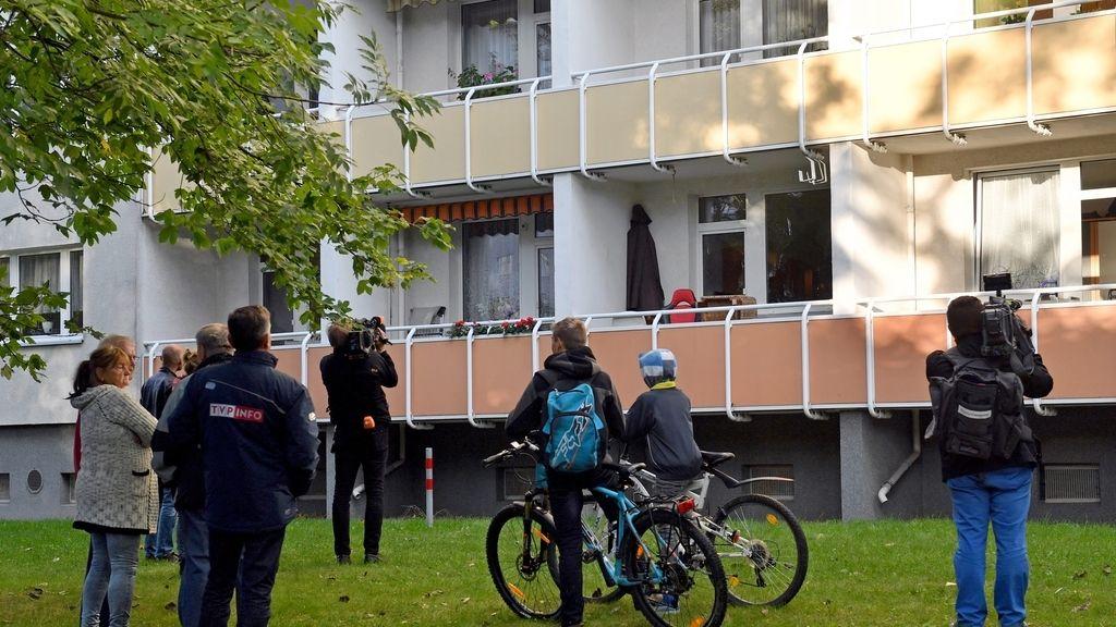 Nueva detención en Chemnitz