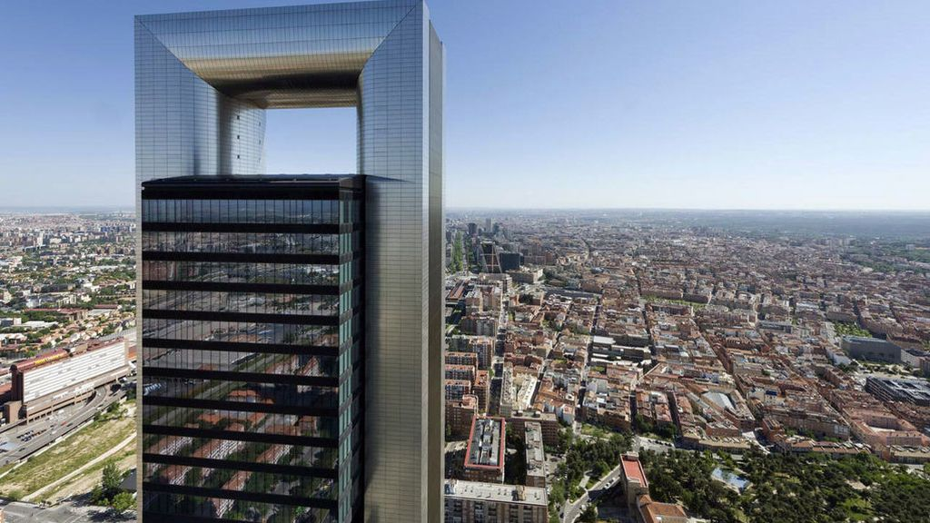 Torre Cepsa Madrid