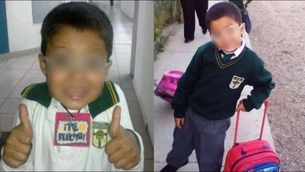 Thiago, el pequeño argentino que se ha quedado sin plaza escolar