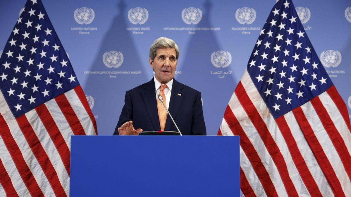 EEUU levanta formalmente las sanciones impuestas a Irán por su programa nuclear