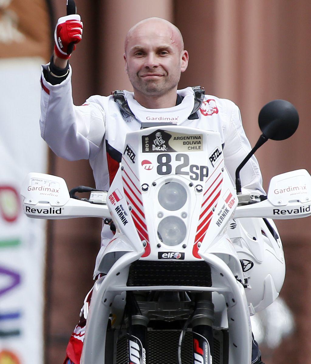 Hallado sin vida el piloto polaco Michal Hernik durante una etapa del Rally Dakar en Argentina