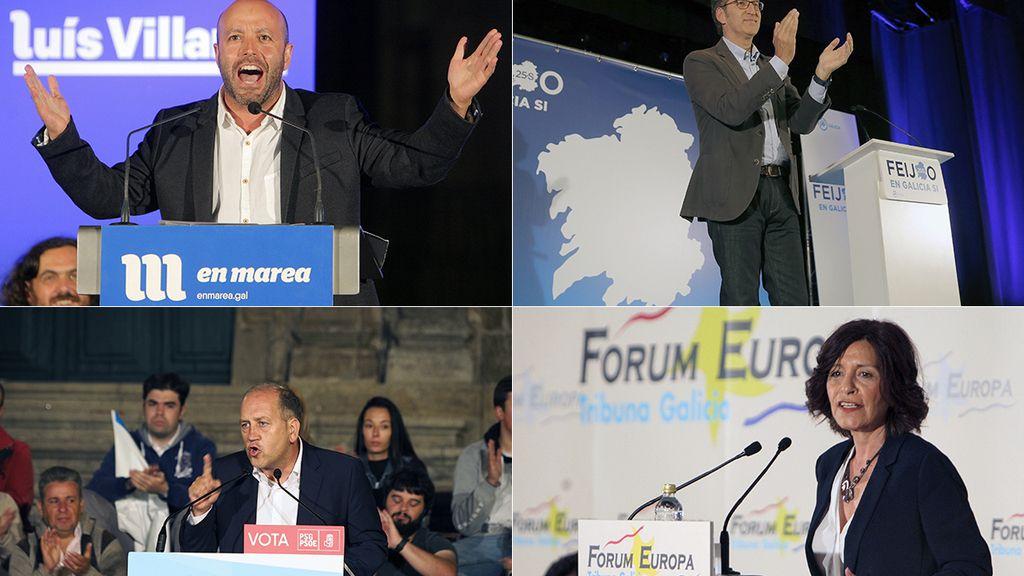 Elecciones Galicia 25-S