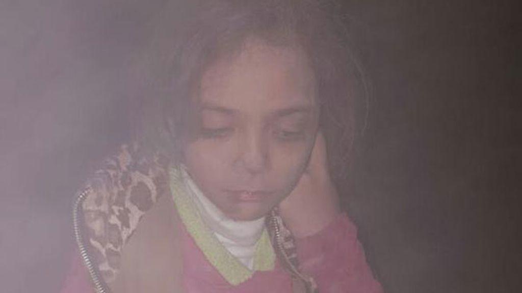"""Reaparece Bana Alabed, la niña tuitera de Alepo: """"Estamos bajo ataque"""""""