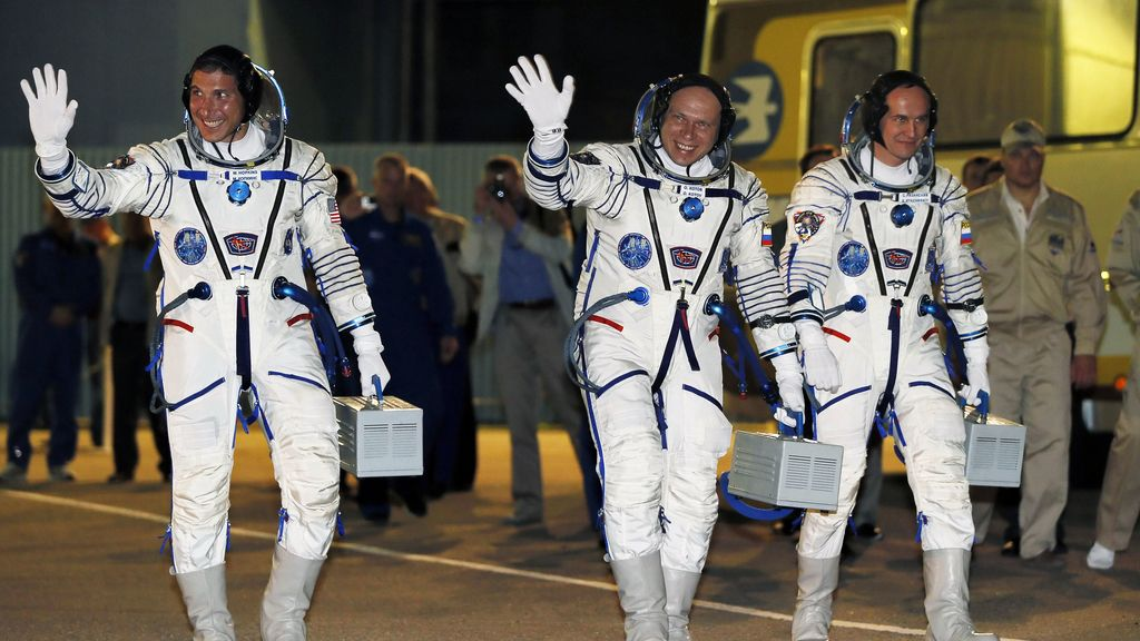 El dolor de espalda de los astronautas tiene una causa sorprendente