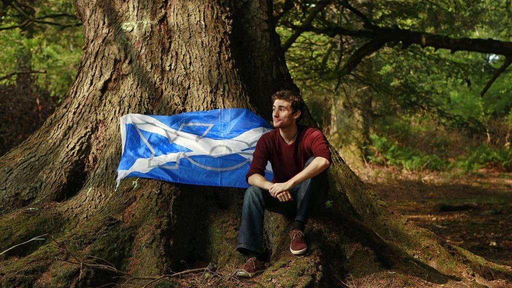 """""""Quiero una Escocia más justa y próspera"""""""