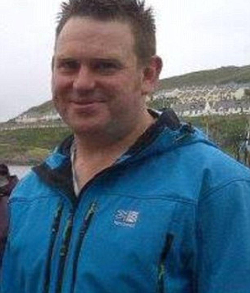 hombre despechado,suicidio,se lanza ante un tren,Gary Wells,suicidio por amor