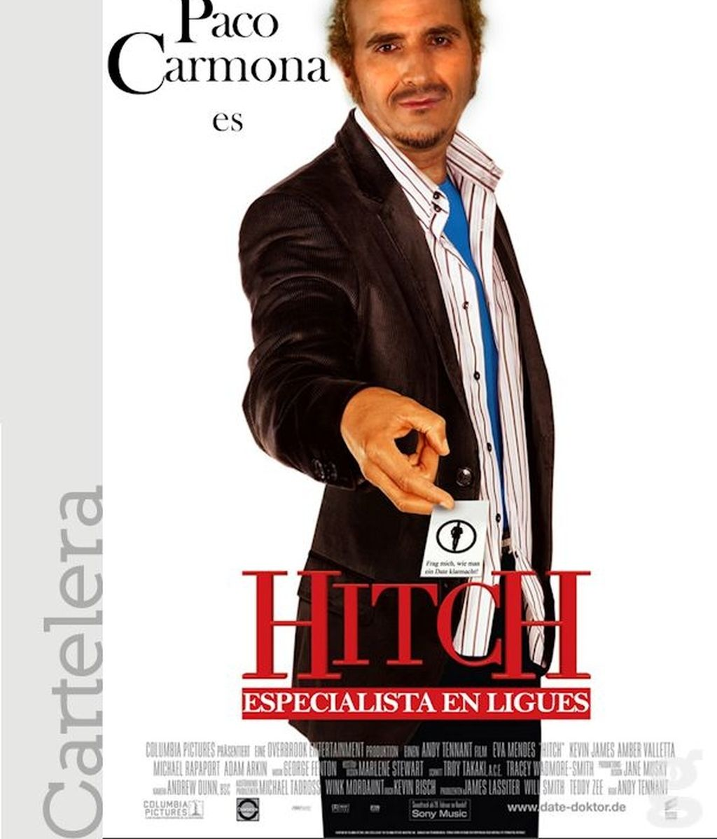 Cartelera: Hitch