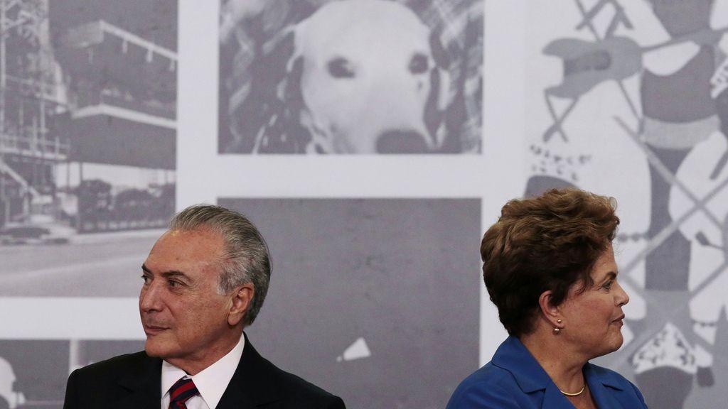 Michel Temer, el nuevo presidente de Brasil tras sustituir a Dilma Rousseff