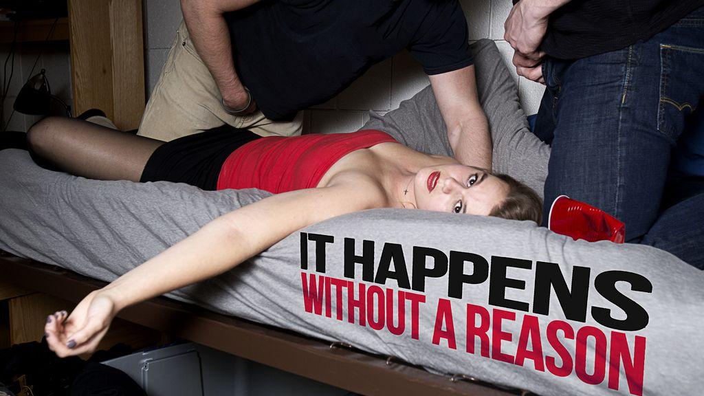 'Esto pasa', una crítica visual a la violación sexual