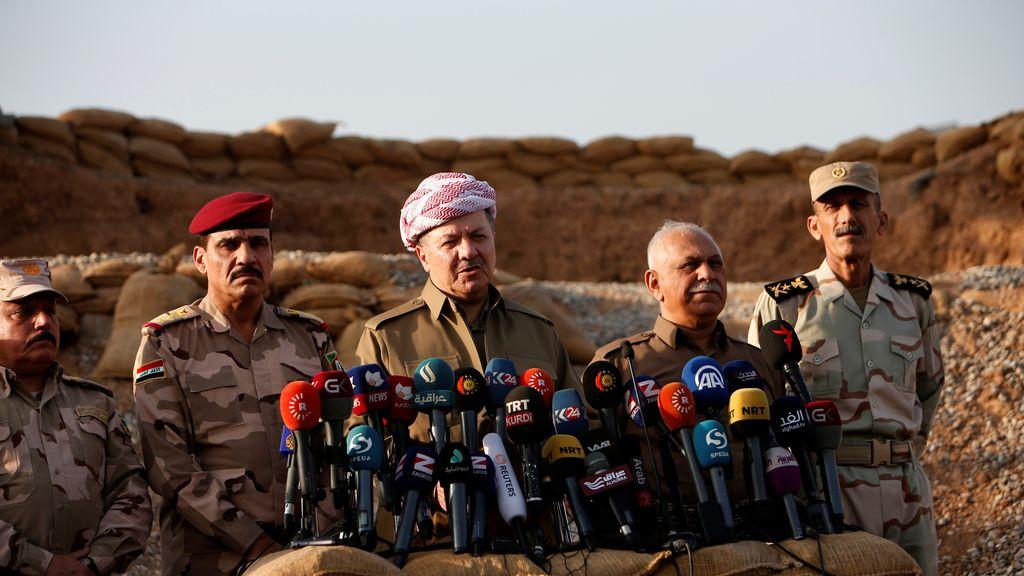 """El presidente de Irak asegura que la liberación de Mosul es """"inminente"""""""