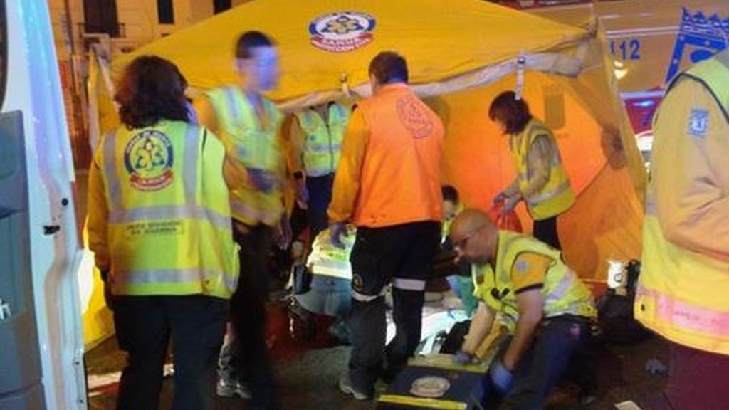 Un joven de 24 años muere tras ser atropellado en el distrito madrileño de Chamberí