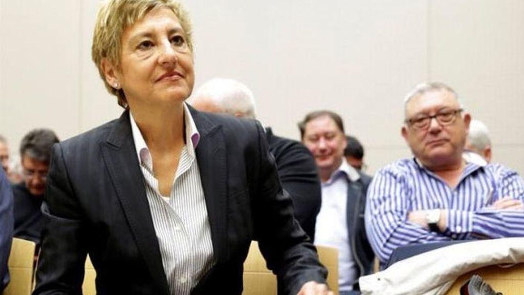 María Victoria Pinilla,alcaldesa La Muela