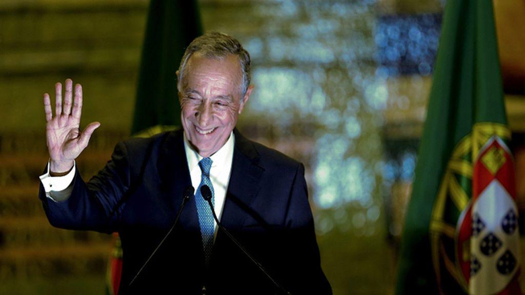 Marcelo Rebelo de Sousa gana las elecciones presidenciales de Portugal