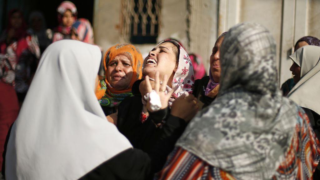 Dolor en Gaza