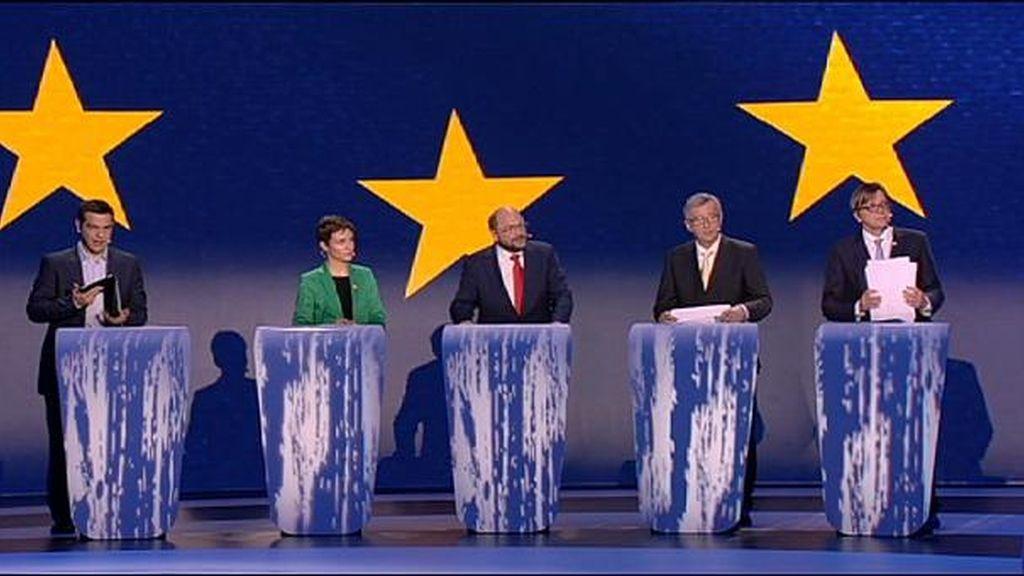 Candidatos a presidir la UE