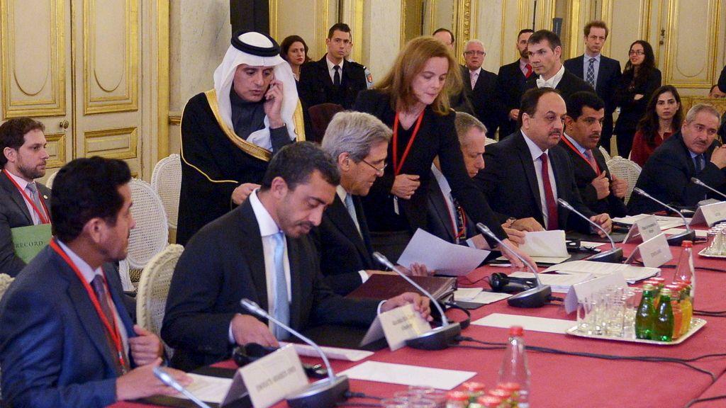 """Arabia Saudí anuncia una """"alianza militar"""" de 34 países """"contra cualquier grupo terrorista"""""""