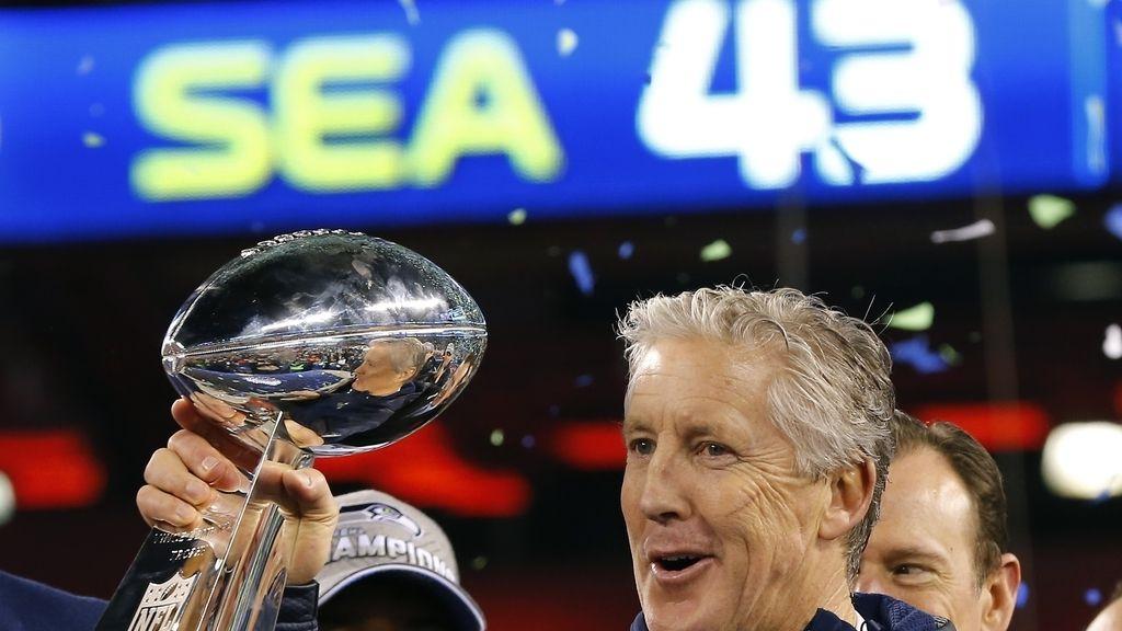 Los Seahawks de Seattle conquistan su primera Super Bowl