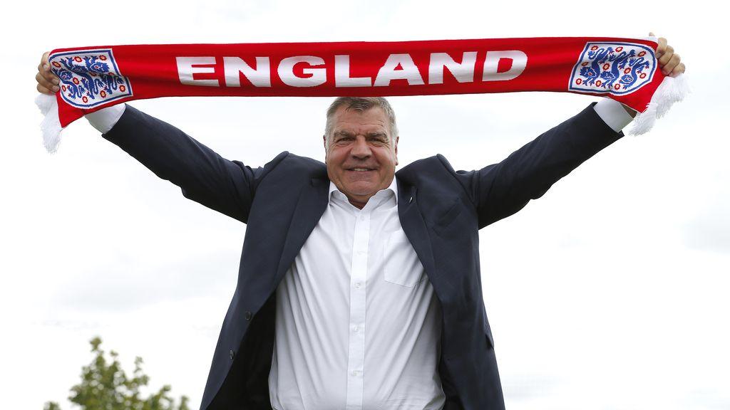 Allardyce es presentado como nuevo entrenador de Inglaterra (25/07/2016)