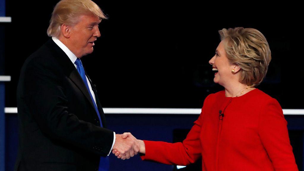 El debate más seguido de la historia de EEUU