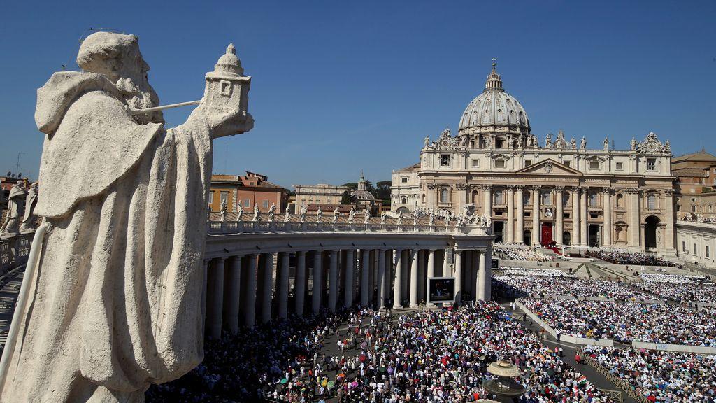 La canonización de la Madre Teresa de Calcuta