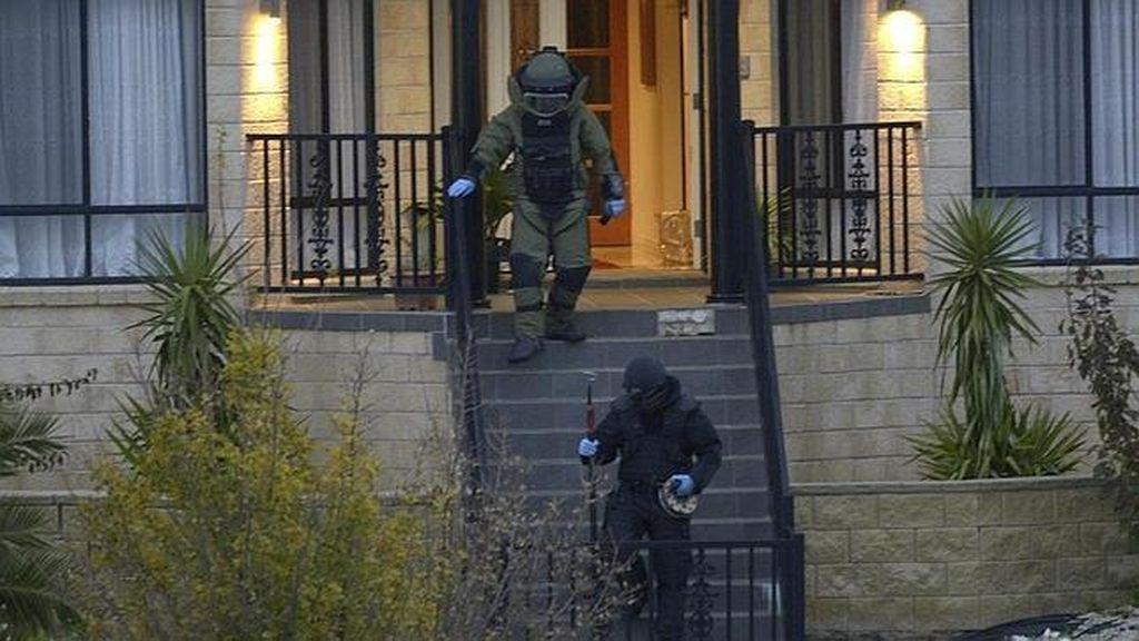 Detenido un joven de 17 años por intentar cometer un atentado en Melbourne