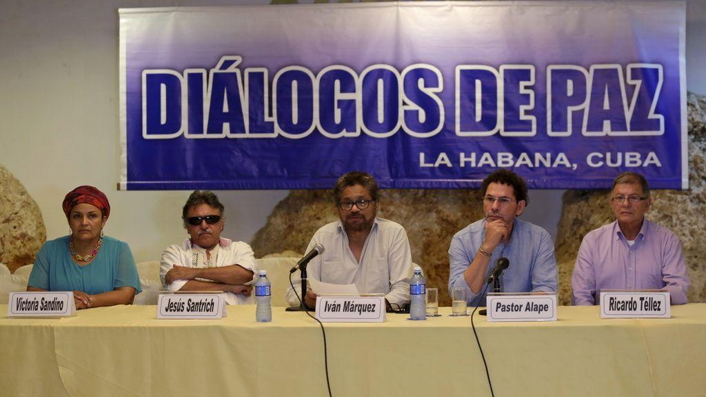 Acuerdo entre el Gobierno colombiano y la FARC
