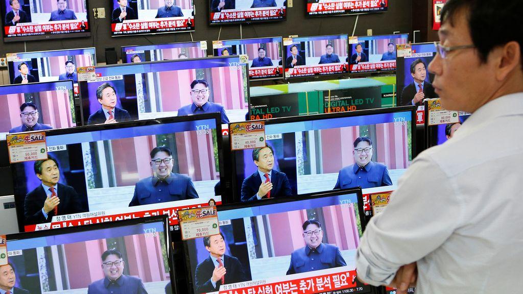 Corea del Norte realiza su quinta prueba nuclear