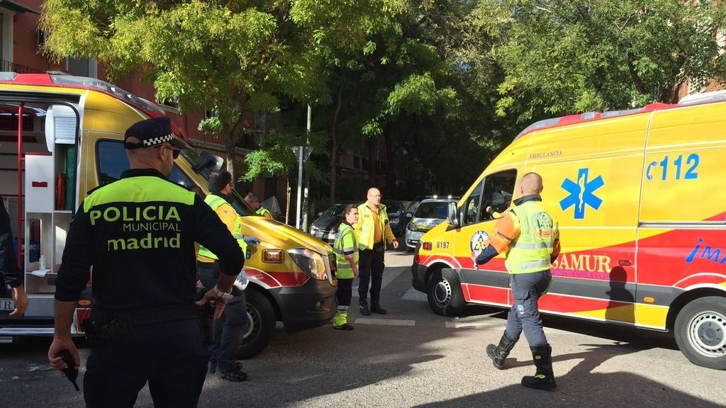 Emergencias Madrid Ambulancia
