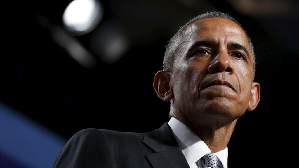 El presidente de Estados Unidos, Barack Obama, habla sobre el control de armas