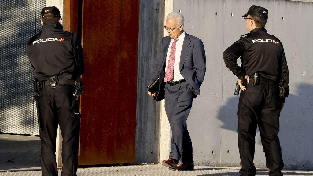 Alfonso García-Pozuelo, uno de los 37 imputados en el caso Gürtel