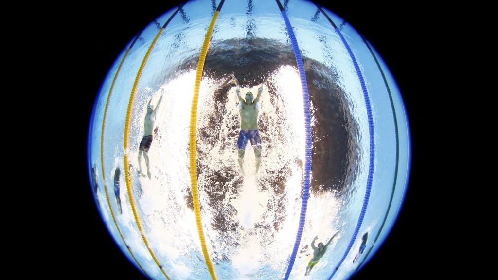 Natación en Río de Janeiro, la mayor expectación