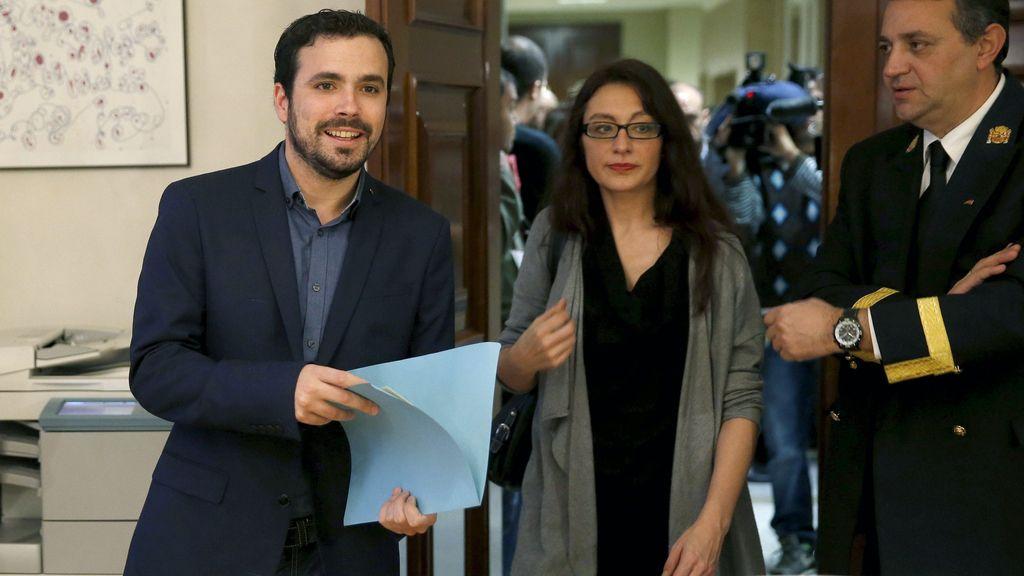 """Alberto Garzón desvelará su proyecto para """"repensar la izquierda"""" tras el 20D"""