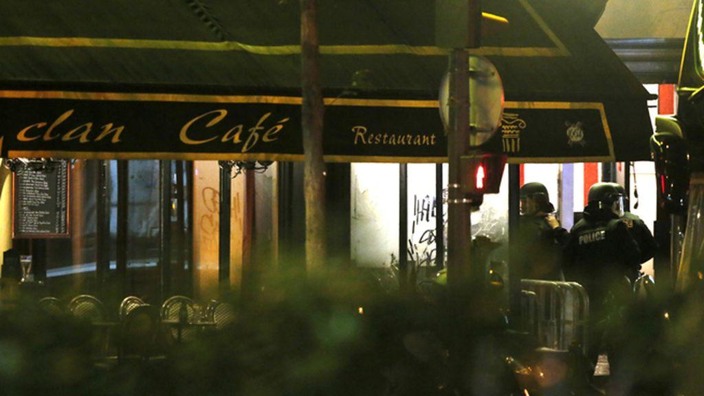 Atentado yihadista contra la discoteca parisina Bataclan