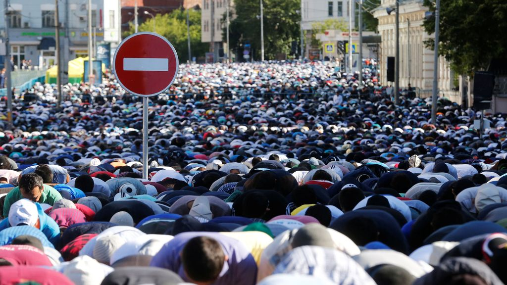 Termina el mes santo de Ramadán