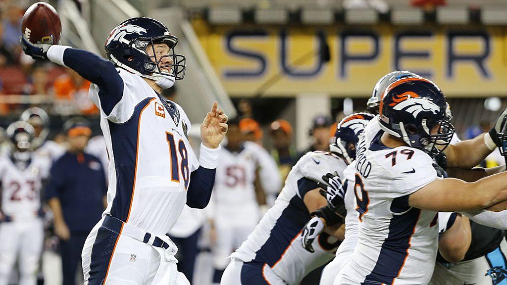 Peyton Manning agranda su leyenda con su segunda Super Bowl (08/02/2016)