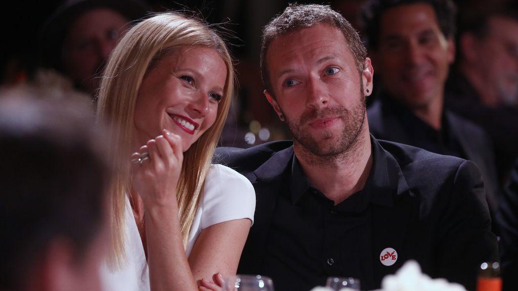 Gwyneth Paltrow y Chris Martin se separan tras diez años de matrimonio