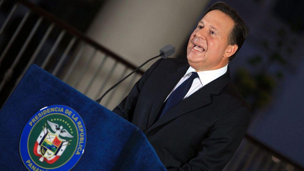 Presidente Panamá, Juan Carlos Varela