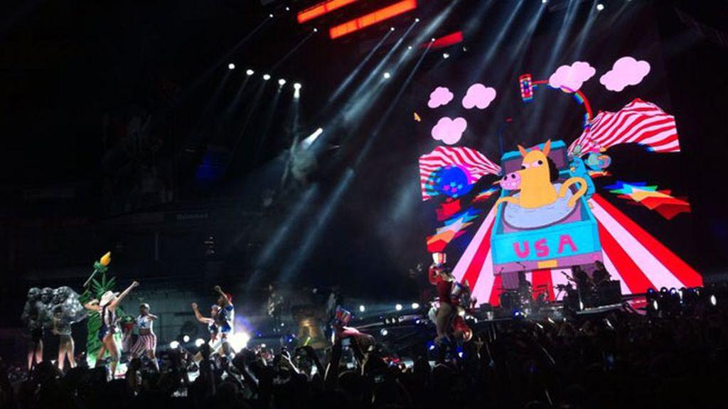 El 'Bangerz Tour', a través de los ojos de los fans