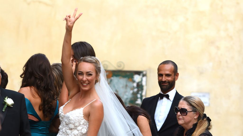 Mara Venier, la Blogger Chiara Nasti y Francesca Lodo entre los 500 invitados al enlace