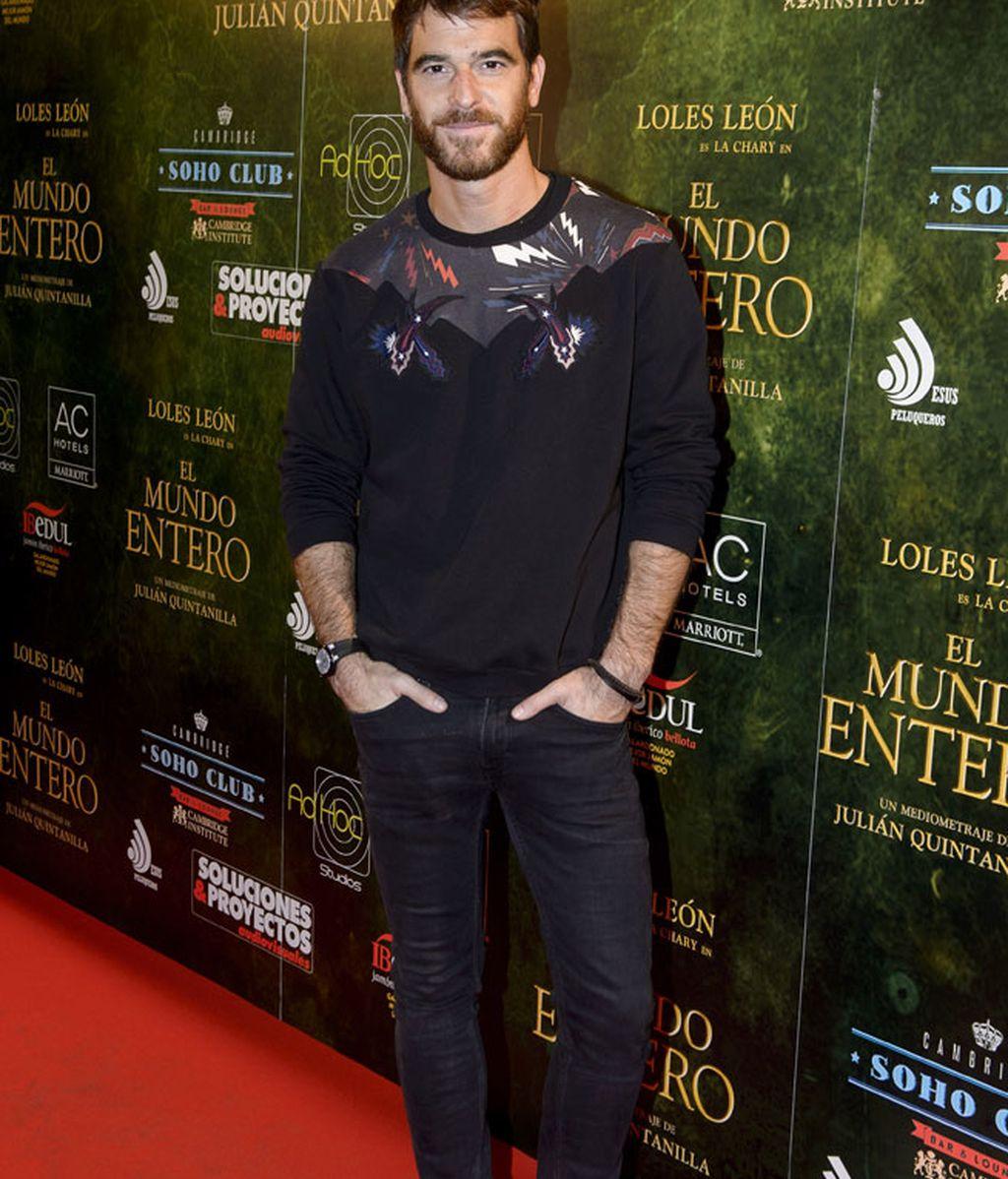 El actor Alfonso Bassave, un moderno con clase