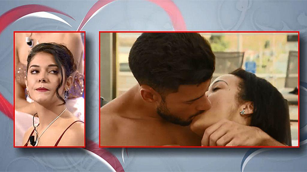 """Rubén, a Jessica: """"Si mi corazón me lo pide, me iré contigo"""""""