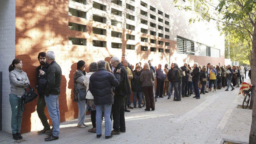 Jornada participativa sobre el futuro político de Cataluña